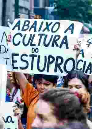 Manifestação na Avenida Paulista, em SP - Edson Lopes Jr./UOL