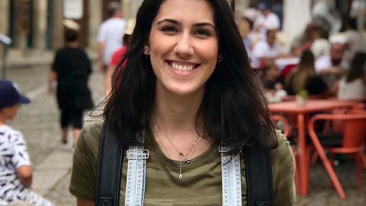 Letícia Gonçalves Magalhães, assistente de desenvolvimento de produto - Arquivo pessoal - Arquivo pessoal www.aquietemtrabalho.com.br