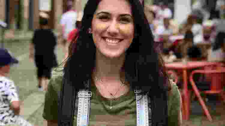 Letícia Gonçalves Magalhães, assistente de desenvolvimento de produto - Arquivo pessoal - Arquivo pessoal