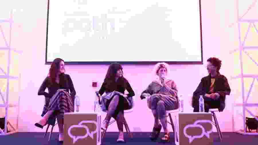 Palestra do Festival Path discutiu como astrologia e redes sociais formaram uma parceria de sucesso - Iwi Onodera/UOL