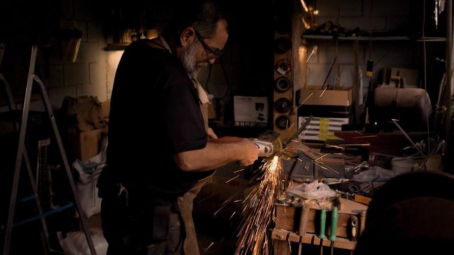 Trecho do documentário Sobrevivencialistas - Batata  - Reprodução MOV