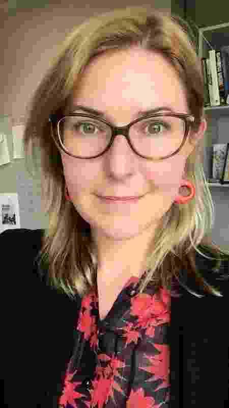 Anna Petherick - Arquivo Pessoal - Arquivo Pessoal