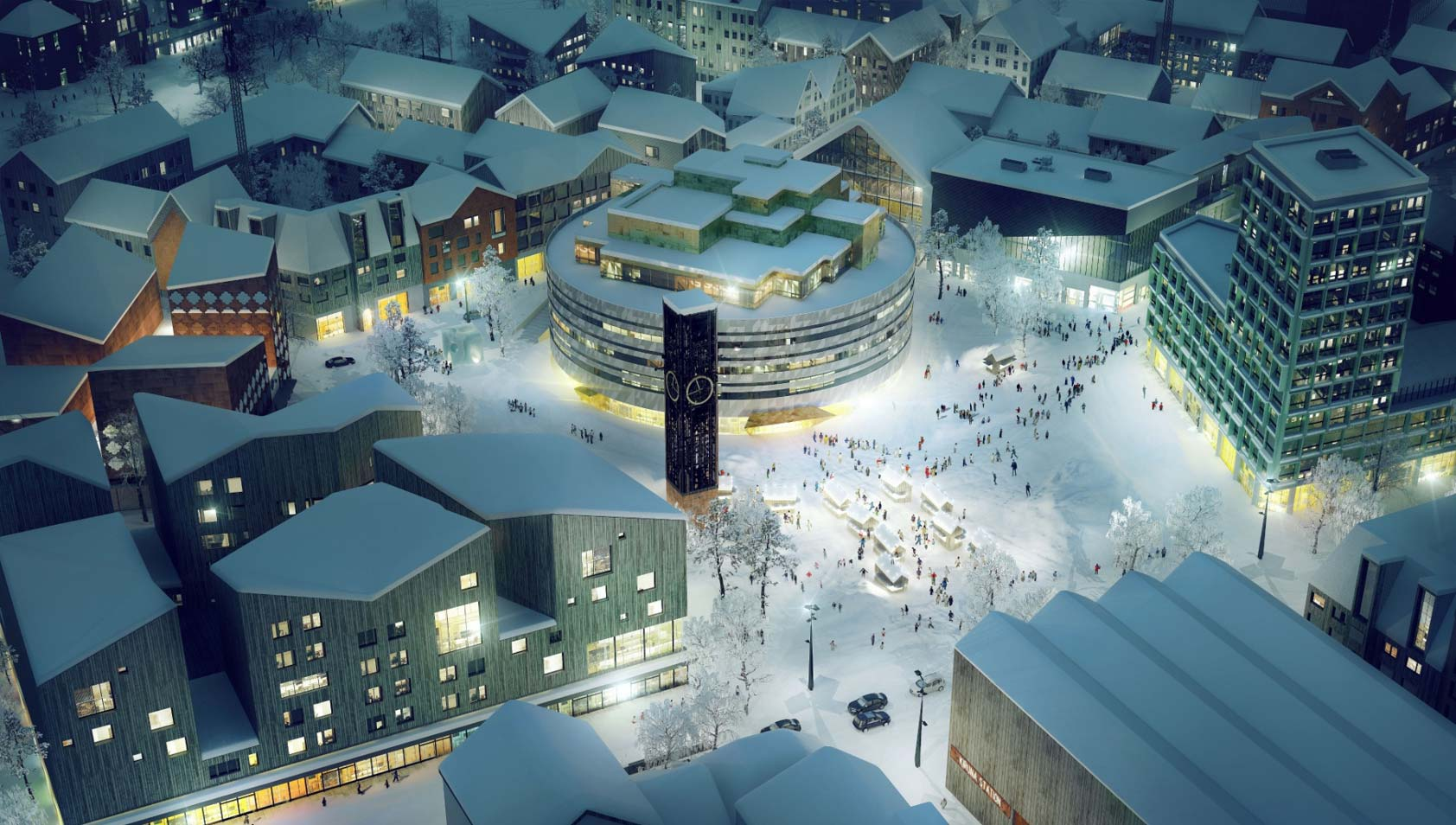 Kiruna, Suécia