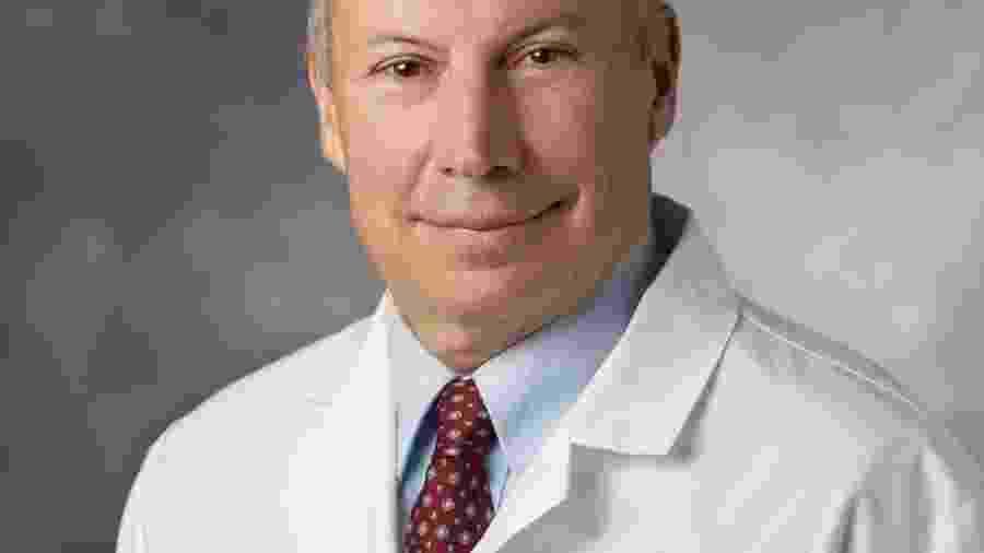 Dean Winslow, médico e professor da Universidade de Stanford, nos EUA - Divulgação