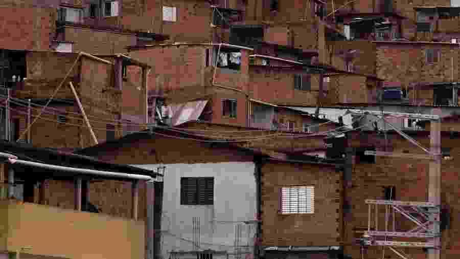 Paraisópolis, em São Paulo - André Lucas/UOL