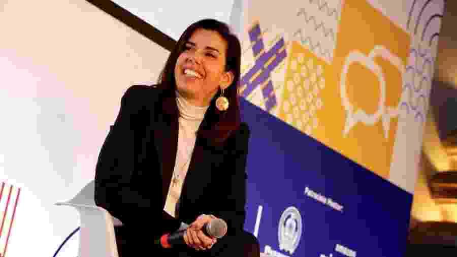 Camila Coutinho vai da moda aos memes e fala sobre o business nas redes sociais durante o Festival Path - Mariana Pekin/UOL