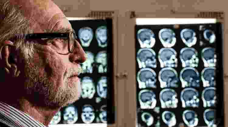 O neurologista e neurocirurgião Edson Amâncio, 73 - Fernando Moraes/UOL - Fernando Moraes/UOL