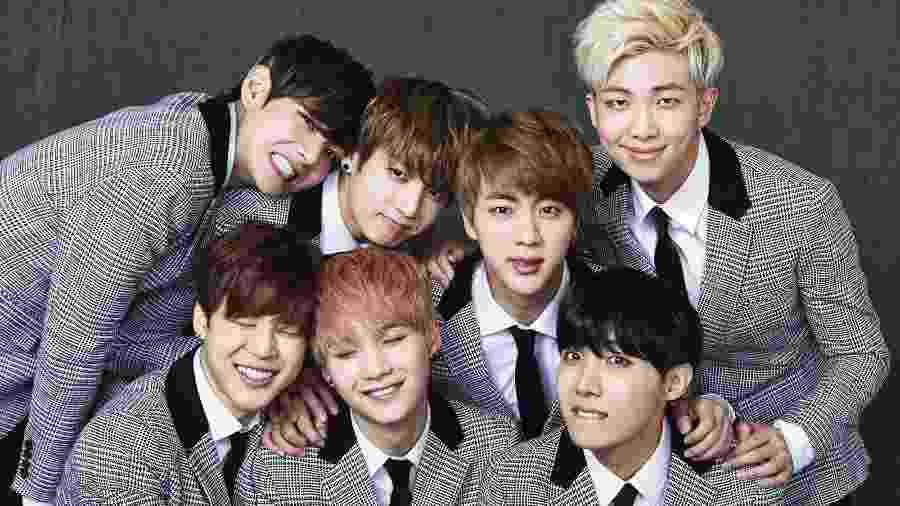 O grupo BTS - Divulgação