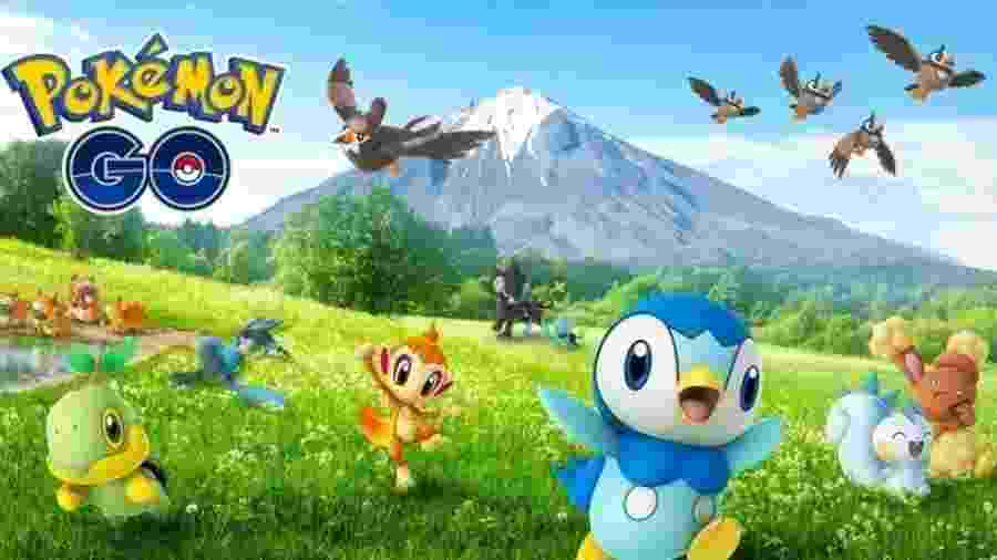Pokémon Go - Divulgação