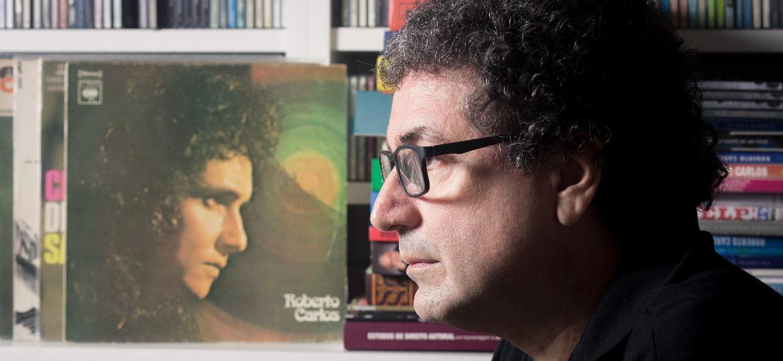 """Roberto Carlos para Paulo Cesar de Araujo no último (e dramático) encontro: """"Livro fica pra sempre"""" - Lucas Seixas/UOL"""