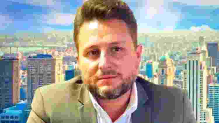 Fabrício Dias, sócio fundador da Agência Líder de investigação particular, relata um aumento na procura de casos de infidelidade - Arquivo Pessoal - Arquivo Pessoal