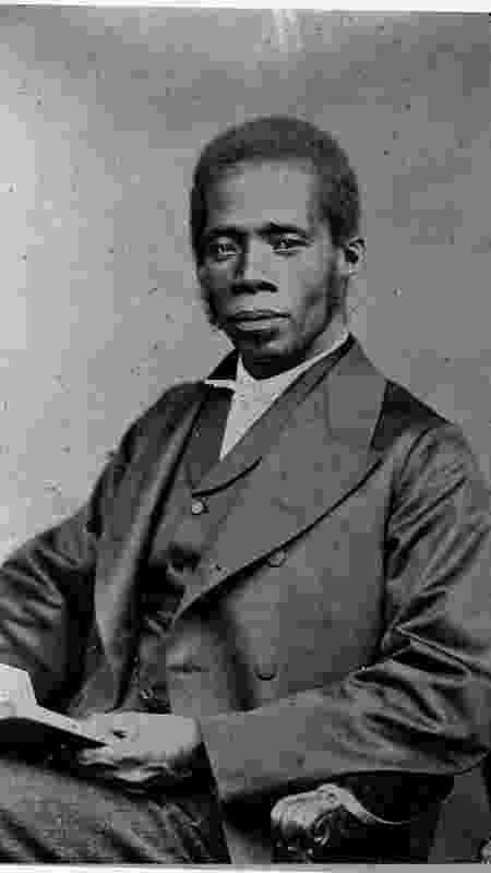 O escritor e ativista liberiano Edward Wilmot Blyden (1832-1912) - Library of Congress/Corbis/VCG/Getty Images - Library of Congress/Corbis/VCG/Getty Images