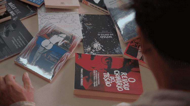 Editora Reformatório - Chrystian Figueiredo/Divulgação - Chrystian Figueiredo/Divulgação