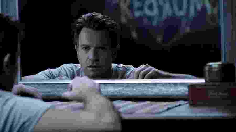 """Ewan McGregor em cena de  """"Doutor Sono""""  - Reprodução"""