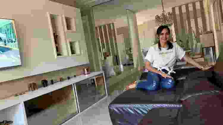 Zilda Guimarães de Araújo, socialite em Porto Velho que fez o curso de boas maneiras de Carol Celico - Arquivo pessoal - Arquivo pessoal