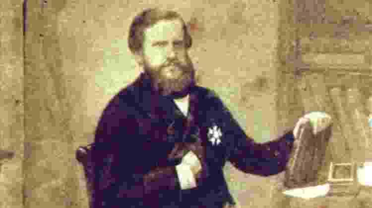 Dom Pedro 2º, na época em que foi publicado o texto biográfico atribuído a Machado de Assis - Domínio Público/ Wikicommons - Domínio Público/ Wikicommons