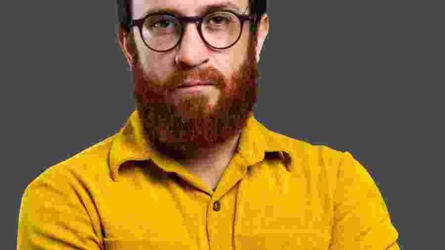 O designer Douglas Cavendish - Divulgação