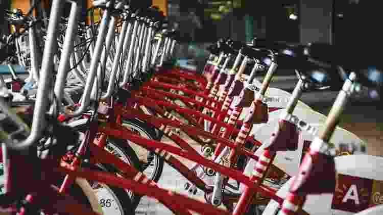 Bike sharing - Mika Baumeister/Unsplash - Mika Baumeister/Unsplash