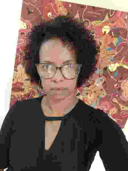 Viviane Alves, professora do Departamento de Microbiologia da UFMG  - Viviane Alves/Acervo pessoal - Viviane Alves/Acervo pessoal
