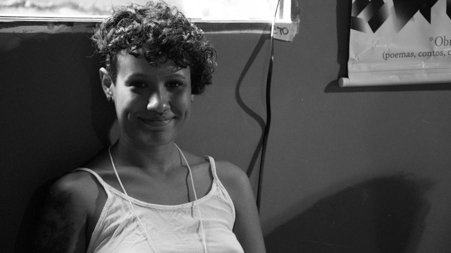 A escritora Débora Gil Pantaleão fundou uma editora para abrir espaço para autoras no mercado dos livros - Arquivo pessoal