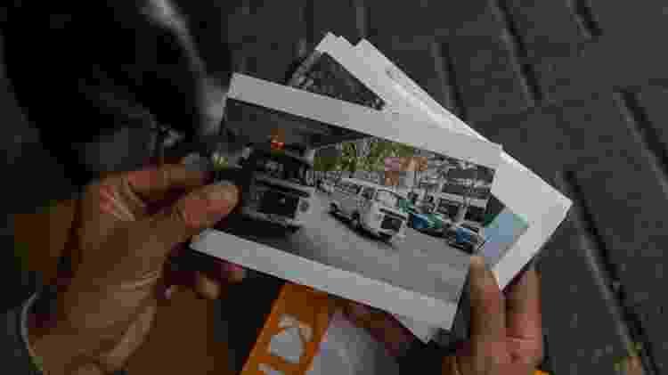 Fotos registraram ação da FAS na marquise da Padre Anchieta no último dia 20 - Theo Marques/UOL - Theo Marques/UOL