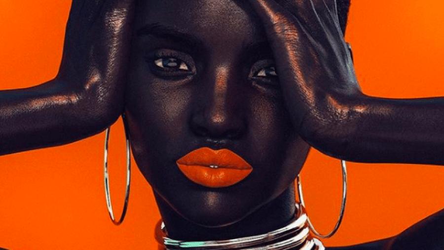 Shudu, a modelo irreal que é influenciadora digital - Reprodução/Instagram