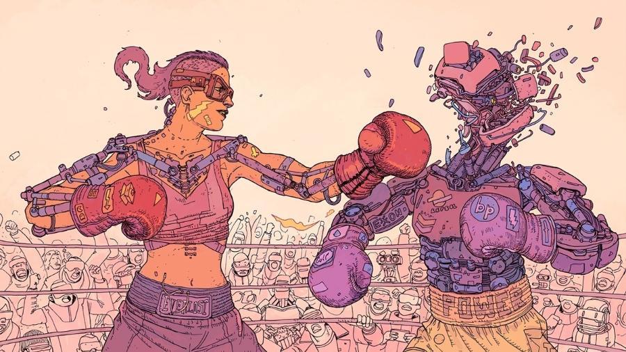 Manifesto Xenofeminista defende a apropriação da tecnologia para a subversão de seus viéses e a conquista de um novo tipo de humanidade - Ilustração de Josan Gonzalez
