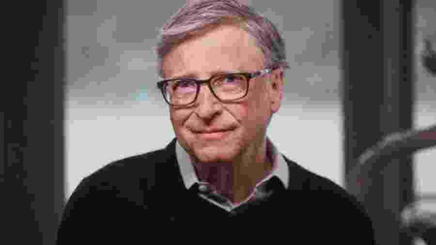 O empresário e filantropo Bill Gates - TED/Divulgação