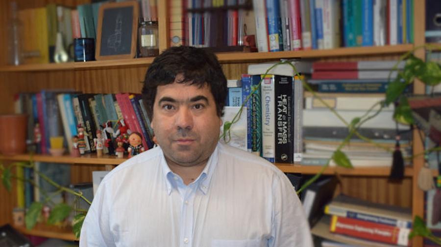 João Mário Rodrigues Miranda, o primeiro editor da Wikipédia lusófona - Arquivo pessoal