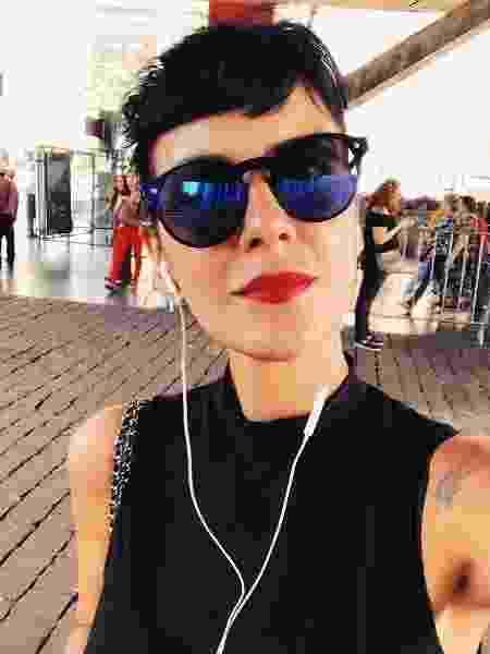 Monique Dardenne, cofundadora da plataforma de música Women's Music Event - Arquivo Pessoal