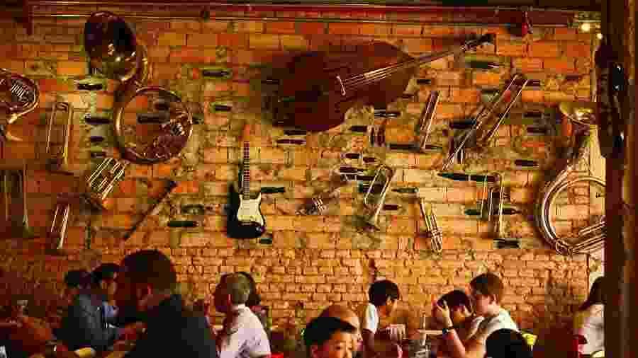 Restaurante em São Paulo tem só drinks e chopp sem álcool em seu cardápio  - Karime Xavier/Folhapress