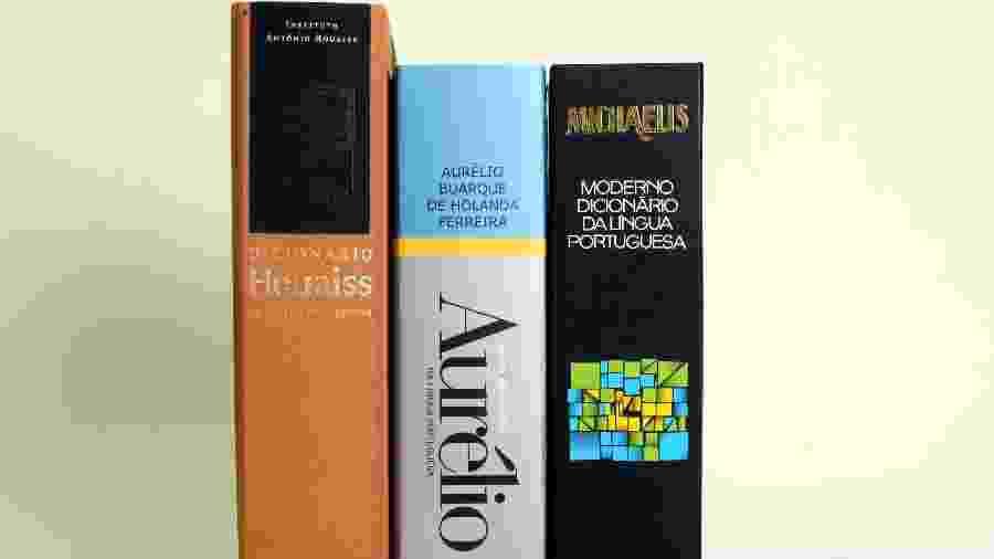 Dicionários brasileiros - Greg Salibian/Folhapress