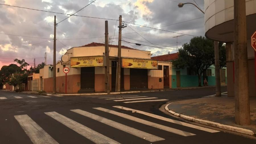 Araraquara decide prorrogar lockdown contra covid-19 até sábado - Matheus Pichonelli/UOL
