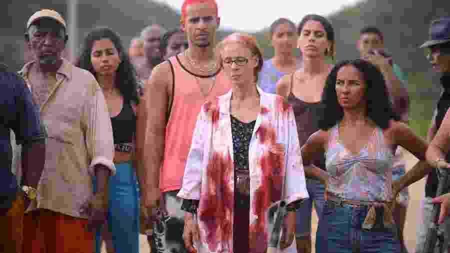 """Sônia Braga em cena do filme pernambucano """"Bacurau"""", que ganhou o prêmio do juri em Cannes - Divulgação"""