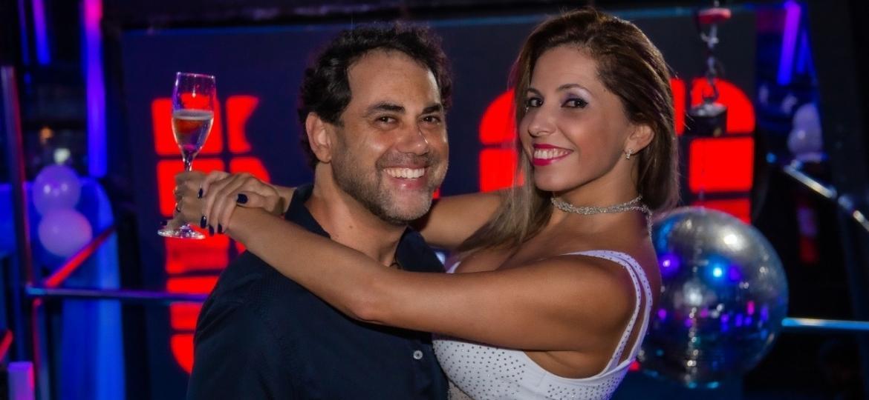 Marina e Márcio (nomes fictícios), os idealizadores da Semana Liberal, promovida pelo Sexlog - André Vieira/Divulgação