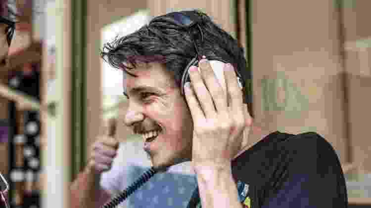 O cineasta Daniel Gonçalves - Marcelo Santos Braga - Marcelo Santos Braga