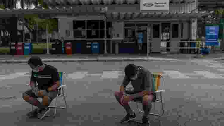 ford taubaté - Avener Prado/UOL - Avener Prado/UOL