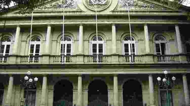 Fachada da Santa Casa de Misericórdia do Rio - Wikimedia Commons - Wikimedia Commons