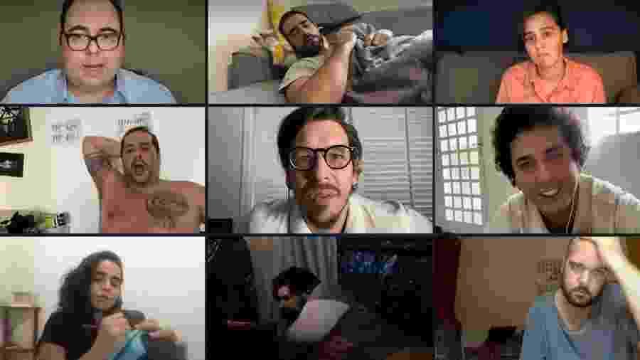 """""""Call Eterno"""", esquete da Porta dos Fundos - YouTube/Reprodução"""