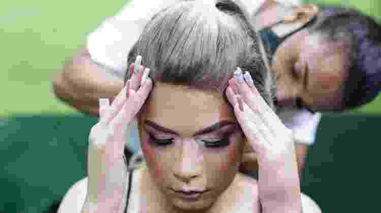 Esse foi o primeiro concurso de beleza gay que Ika Starz participou. A esperança era levar um título para sua cidade Tapiraí com um pouco mais de 7 mil habitantes - Ricardo Matsukawa - Ricardo Matsukawa