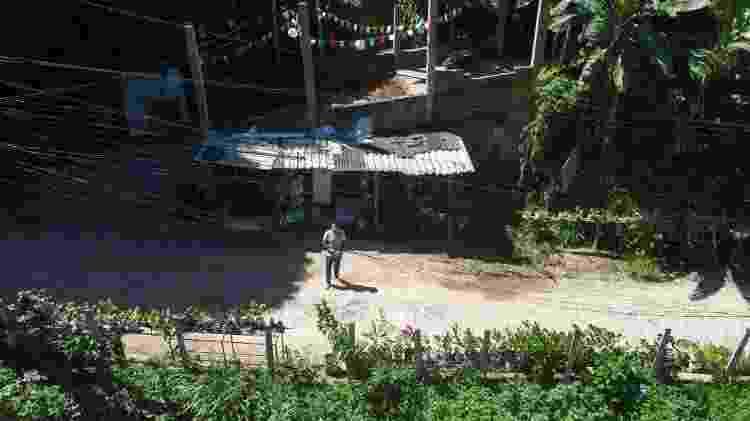 A Loja Pé da Serra, vista do alto - Rafael Bandeira/UOL - Rafael Bandeira/UOL