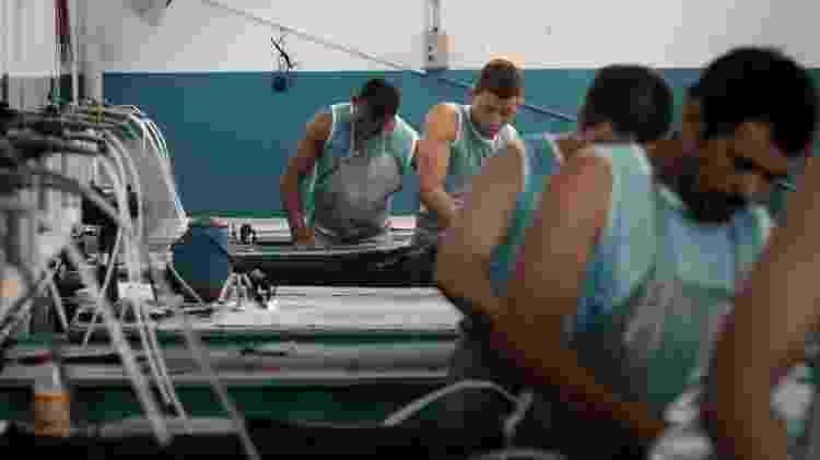 """Cena do filme """"Estou Me Guardando para Quando o Carnaval Chegar"""", que estreia em julho - Divulgação"""