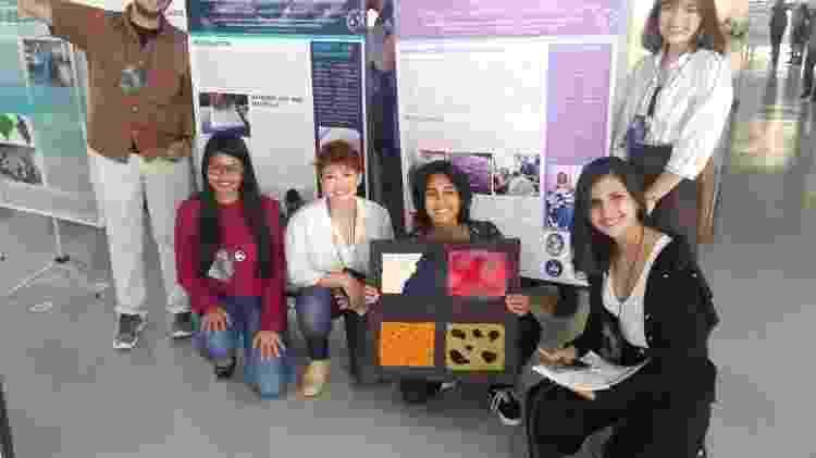 Estudantes da UFRJ envolvidos no Universo Acessível - Reprodução/Universo Acessível