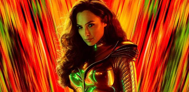 'Wonder Woman 1984' teaser with new scenes after being postponed
