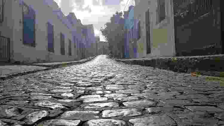 Rua Sete de Setembro, em Olinda - Carlos Madeiro/UOL - Carlos Madeiro/UOL