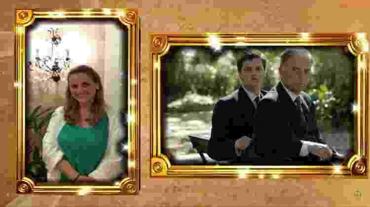 Os Orleans e Bragança, na abertura do 1° Encontro Monárquico da Ordem dos Jovens Monarquistas, realizado online - Reprodução/YouTube - Reprodução/YouTube
