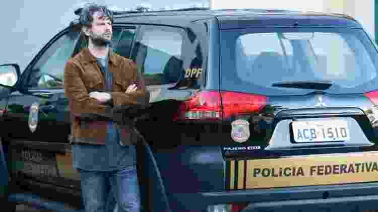"""O ator Selton Mello interpreta um agente da """"Polícia Federativa"""" no seriado dirigido por José Padilha - Divulgação - Divulgação"""