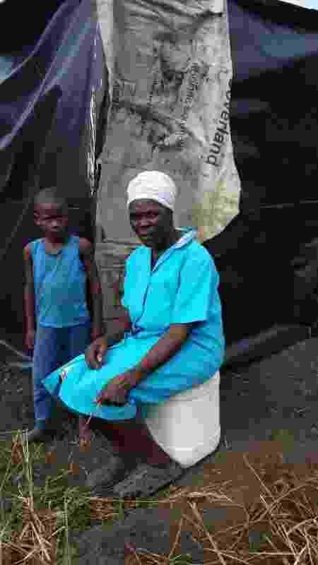 Moradores de Azania, na favela de Cato Manor, na cidade de Durban, África do Sul - Abahlali - Abahlali