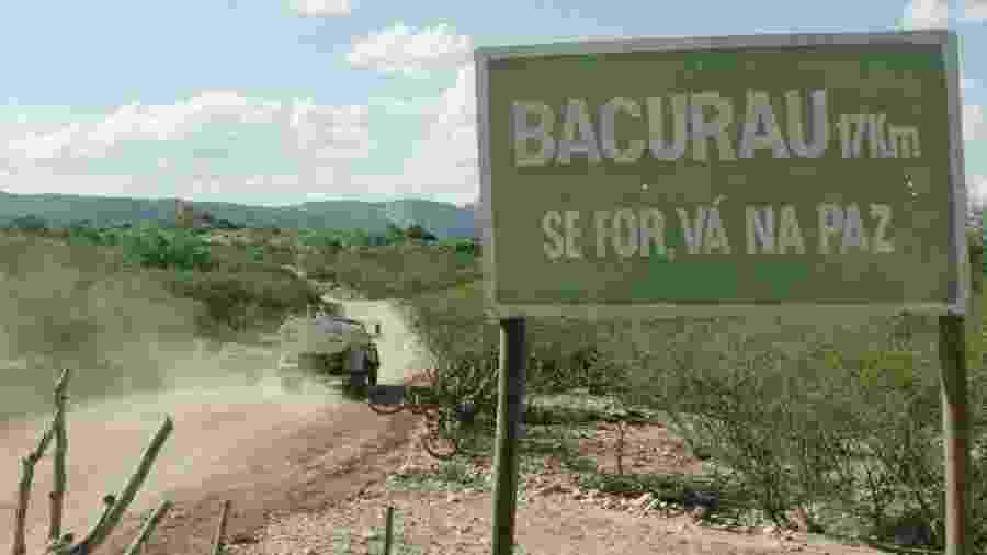 """Cena de """"Bacurau"""", de Kleber Mendonça Filho e Juliano Dornelles - Reprodução"""