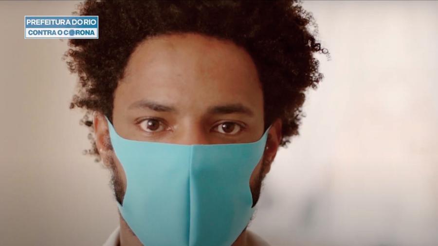 Com flexibilização da quarentena, nova propaganda do Rio de Janeiro mostra pessoas retomando a vida usando máscaras - Divulgação
